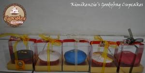 Ninjago Cake & Cupcakes For Kimikenzi