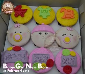 Baby-Girl New Born