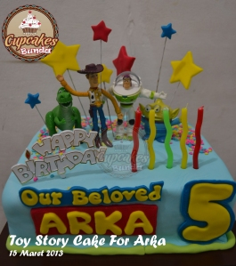 toy story for Arka