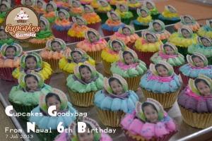 Cupcakes Goodybag