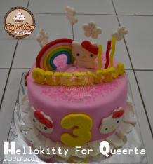 Hellokitty For Queenta